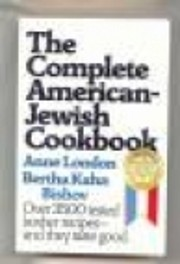 The Complete American-Jewish Cookbook af…
