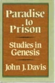 Paradise to Prison av John J. Davis