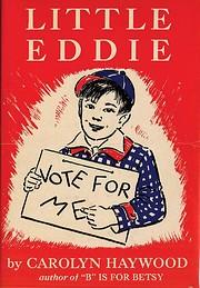 Little Eddie por Carolyn Haywood