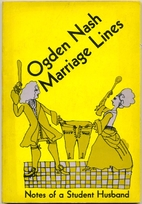 Marriage lines; notes of a student husband…