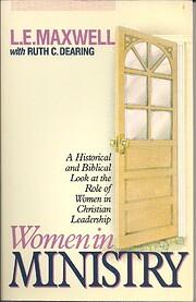 Women in ministry – tekijä: L. E. Maxwell
