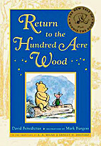 Return to the Hundred Acre Wood…