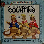 A First Book of Counting (Preschool Dinosaur…