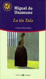 La tía Tula af Miguel de Unamuno