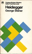 Heidegger by George Steiner