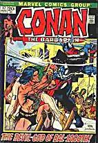 Conan the Barbarian # 17 (104)