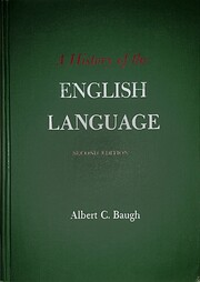 A History of the English Language, Second…