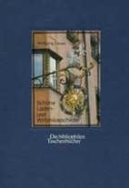 Schöne Laden- und Wirtshausschilder. by…