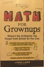 Math for Grown-Ups – tekijä: Laura Laing
