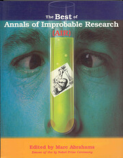 The Best of Annals of Improbable Research av…