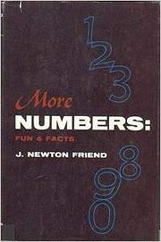 More numbers: fun & facts por J. Newton…