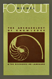 The Archaeology of Knowledge & The Discourse…