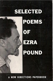 Selected Poems of Ezra Pound (New Directions…
