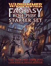 Warhammer Fantasy Roleplay Fourth Edition…