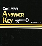 Challenger: Answer Key for Books 1-4 (Answer…