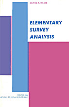 Elementary Survey Analysis (Prentice-Hall…