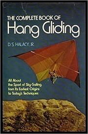 The complete book of hang gliding av D. S…