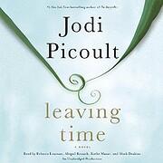 Leaving Time (with bonus novella Larger Than…
