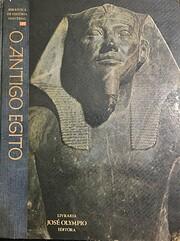 O antigo Egito – tekijä: Lionel Casson