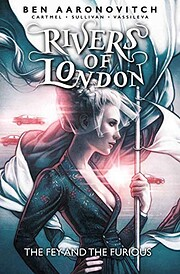 The fey and the furious de Ben Aaronovitch