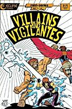 Villains and Vigilantes No. 2 Comic by Jeff…