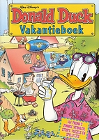 Donald Duck Vakantieboek 2007 by Walt Disney