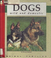 Dogs: Wild and Domestic (Animal Families) de…