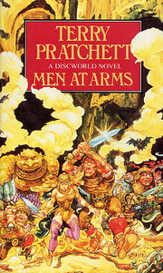 Men at Arms (Discworld, #15) by Terry…