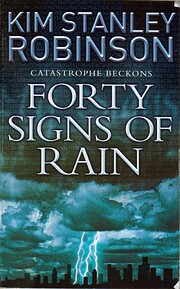 Forty Signs of Rain por Kim Stanley Robinson