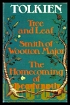 Tree and Leaf. Smith of Wootton Major. The…