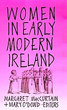 Women in Early Modern Ireland by Margaret…