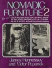 Nomadic furniture 2, de James Hennessey