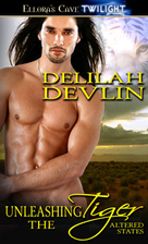 Unleashing the Tiger by Delilah Devlin