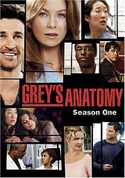 Grey's Anatomy: Season 1 por Ellen Pompeo