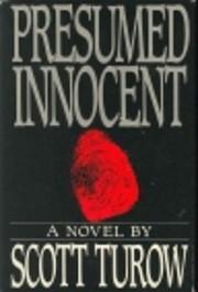 Presumed Innocent por Scott Turow
