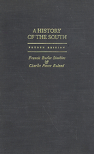 A History of the South by Francis Butler…