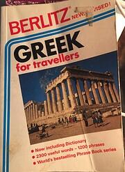 Greek for Travellers por Berlitz