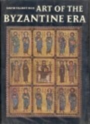 Art of the Byzantine Era (World of Art) de…