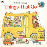 Richard Scarry''s Things That Go…