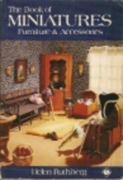 The Book of Miniatures: Furniture and…