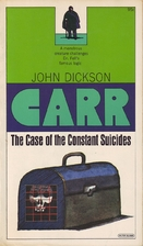 The Case of the Constant Suicides by John…