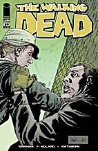 The Walking Dead #89 by Robert Kirkman