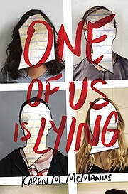 One of Us Is Lying por Karen M. McManus