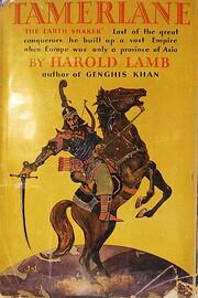 Tamerlane por Harold Lamb