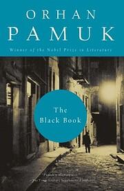 The Black Book – tekijä: Orhan Pamuk