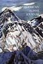 American Alpine Journal 1993 by H. Adams…