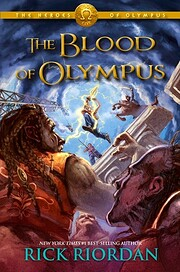 The Heroes of Olympus: The Blood of Olympus…