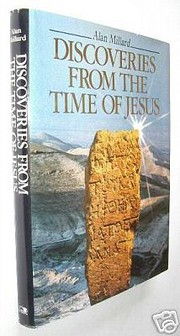 Discoveries from the time of Jesus –…