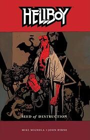 Hellboy, Vol. 1: Seed of Destruction af…