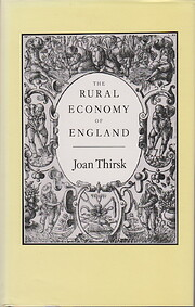 The rural economy of England. Collected…